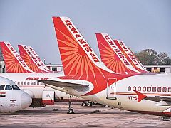68 years of government control ends with Tata winning Air India's bid