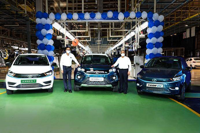 Another big bet for Tata Motors in the e-vehicle segment, the giant equity firm will raise Rs 7500 crore from TPG