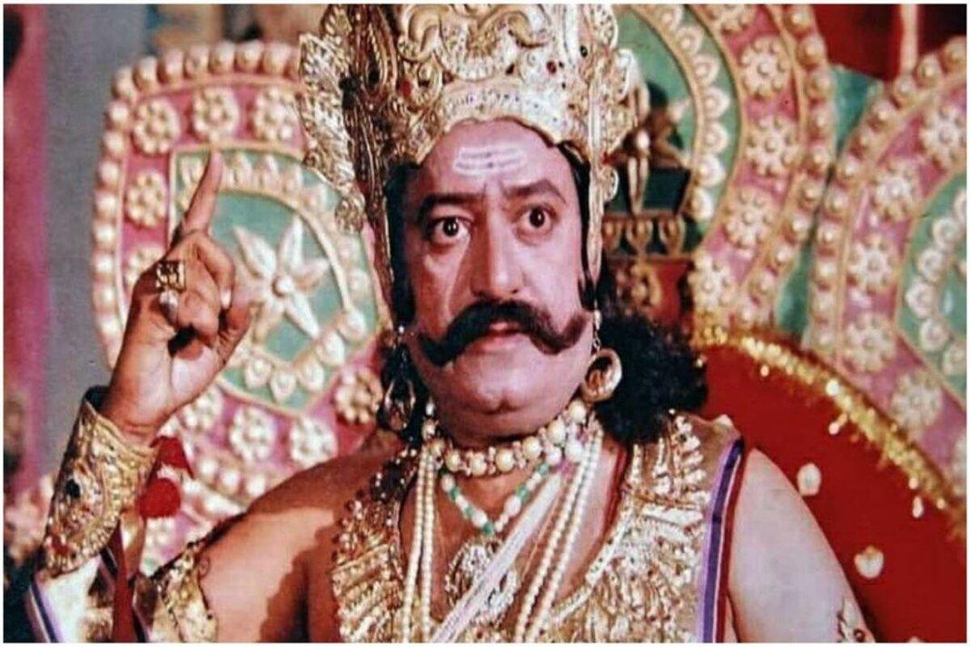 Veteran actor Arvind Trivedi passes away pm modi extends condolences to the family of Arvind Trivedi ramayan ravana