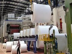 CNBC-AWAAZ EXCLUSIVE- Paper prices rise to 2000-3000 per MT, paper stocks rise strongly