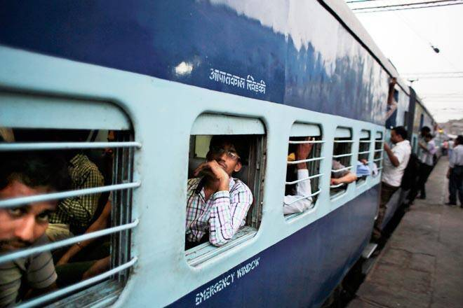 Covid Guidelines in Train : Attention Train Passengers!  Railways increased Kovid guidelines, if these rules are broken at the station, then a fine of Rs 500