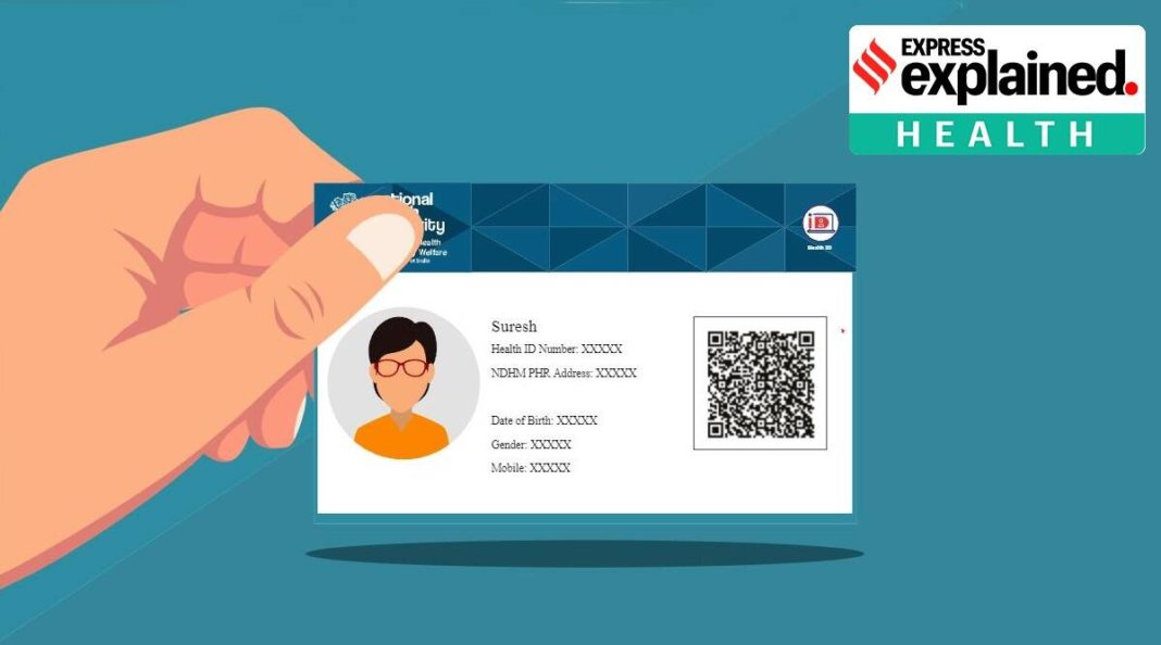How to apply for unique digital health id
