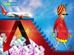 Indians paid a bill of Rs 15,73,39,00,00,000 in the last 10 years to run Air India
