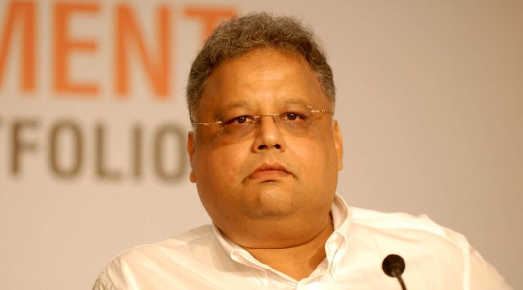 JhunJhunwala Portfolio: This favorite stock of Big Bull jumped 20% in a single day, know how much more it will earn now
