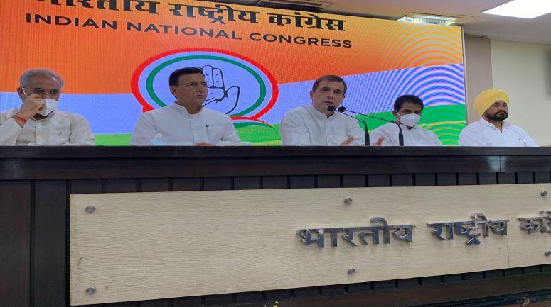 Lakhimpur Violence: UP government did not allow Rahul Gandhi to visit Lakhimpur Kheri, internet shutdown in Sitapur