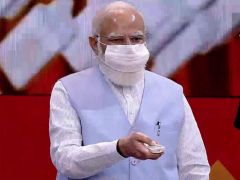 PM Modi handed over houses to 75,000 beneficiaries of Pradhan Mantri Awas Yojana through digital medium