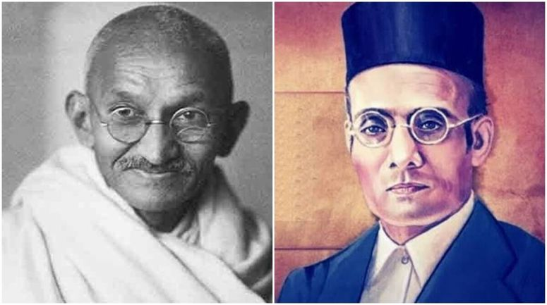 Rajnath said - At the behest of Gandhiji, Savarkar had filed mercy petition in front of the British, Owaisi retaliated