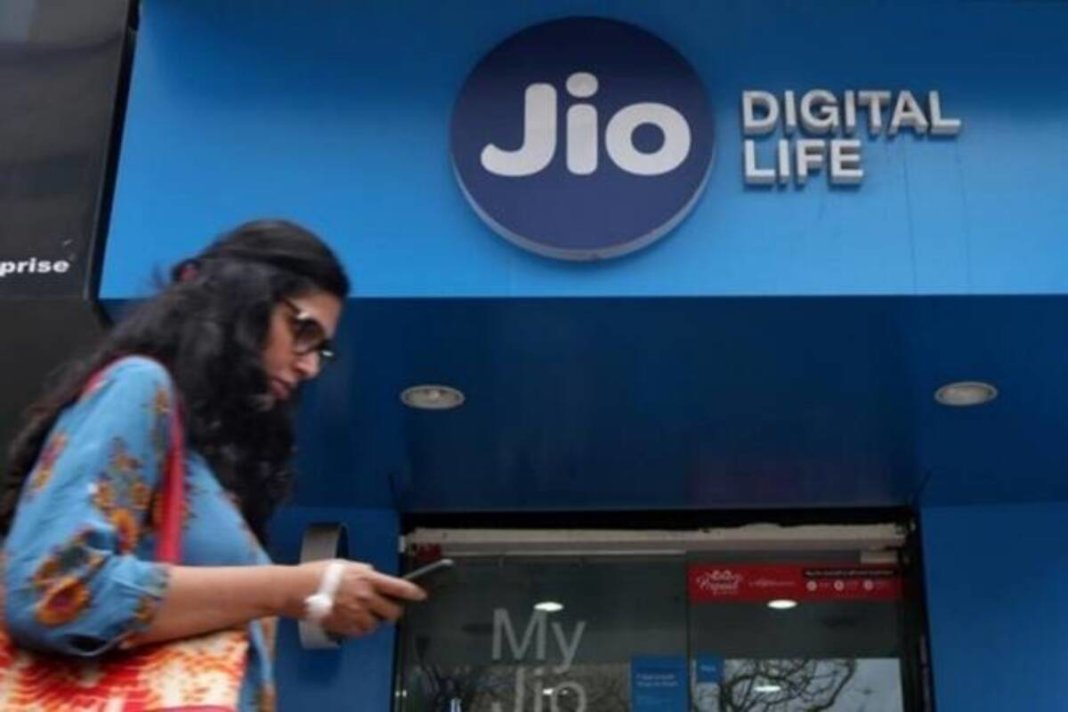 Reliance Jio's network is down in india
