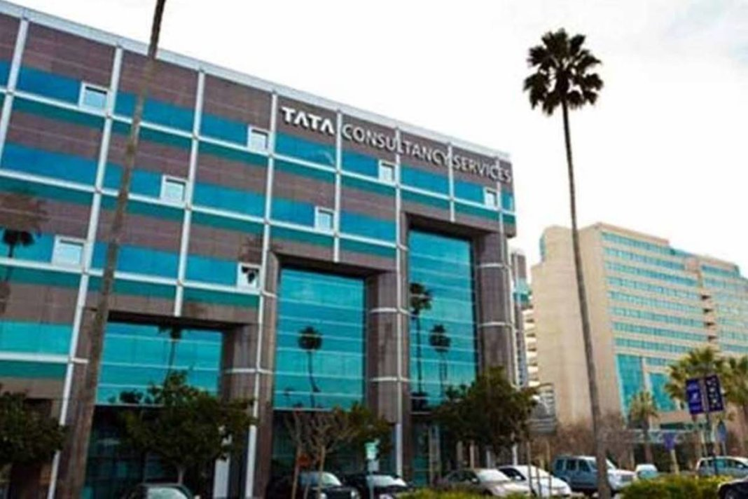 TCS share price tanks nearly 7 percent on tepid Q2 results top Sensex loser should you buy sell hold