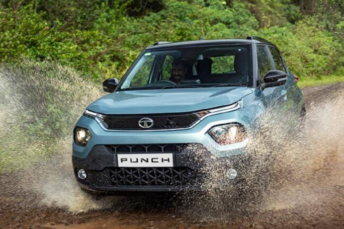 Tata Punch variant-wise features and customization packs