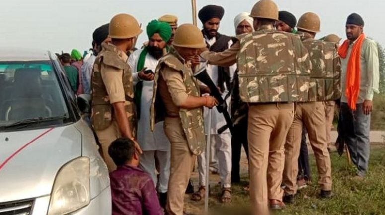 Yogi government asked CAPF jawans for Lakhimpur Kheri, Home Ministry reminded Rs 4,084 crore dues